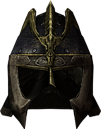 skyrim solitude guard helmet id