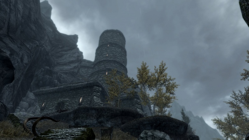 Darklight Tower | Skyrim Wiki