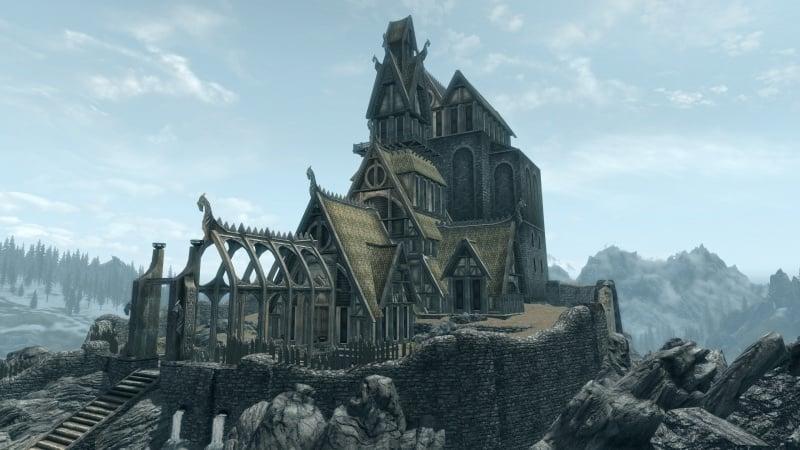 Dragonsreach Skyrim Wiki
