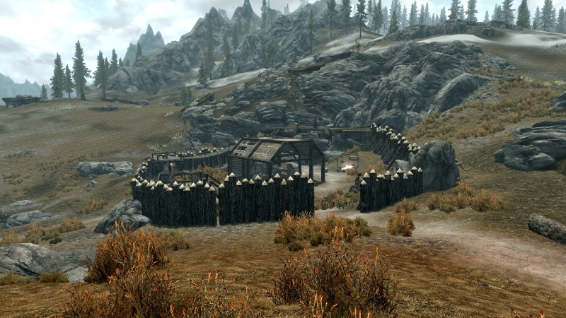 Halted Stream Camp | Skyrim Wiki