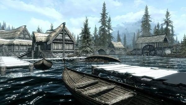 Morthal   Skyrim Wiki